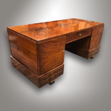 Art-Deco writing desk / Antique shop  / Nový Antik Bazar