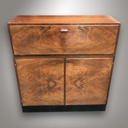 Art-Deco chiffonier / cabinet