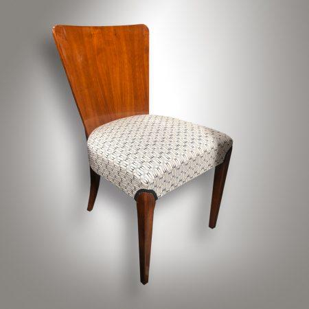 Chair by Jindřich Halabala